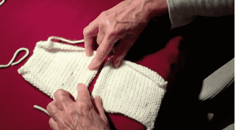 Sewing Your Knit Together