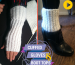 Cuffed Fingerless Gloves and Boot Cuffs