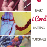 i Cord Knitting: Easy I Cord Knitting Tutorials