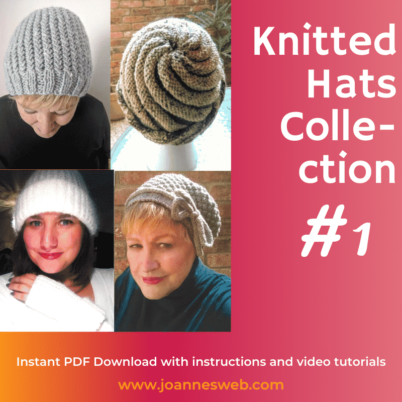 Knitted Hats Collection Patterns