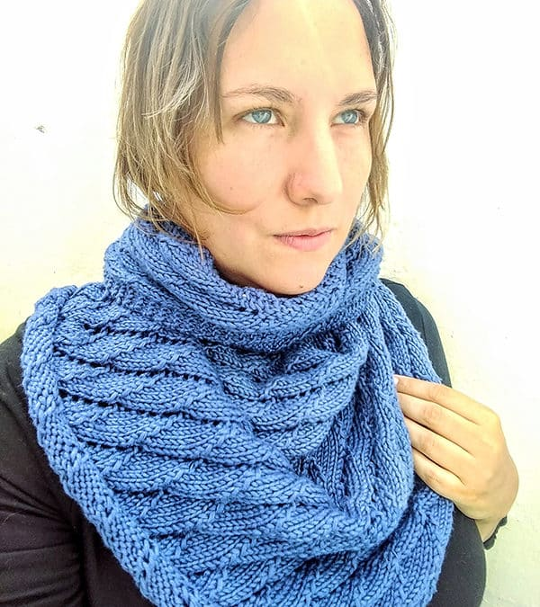 Overlapping Waves Shawl Resource Page