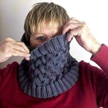 The Unisex Cowl Scarf