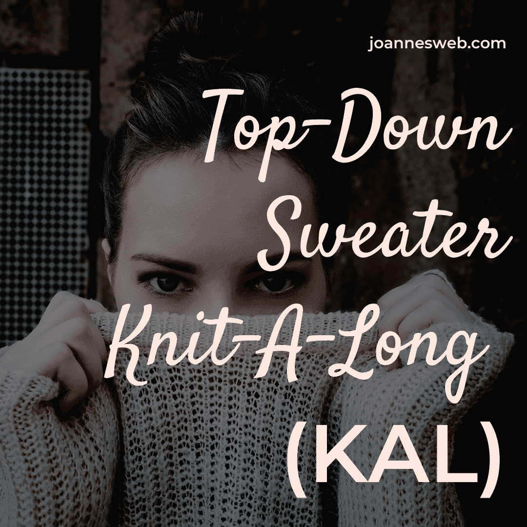 Top-Down Sweater Knit-A-Long Invitation