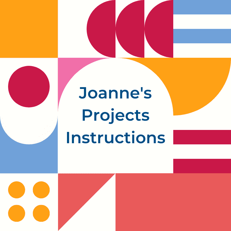 Joanne's Unique Knitting and Crochet Patterns