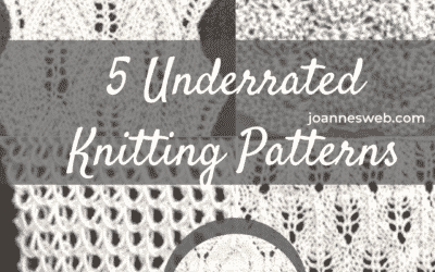 5 Totally Underrated Knitting Patterns