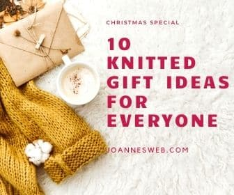 Top 20 Knitted Gift Ideas For Everyone!