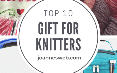 Top 10 Gift For Knitters- Knitting Gift Ideas
