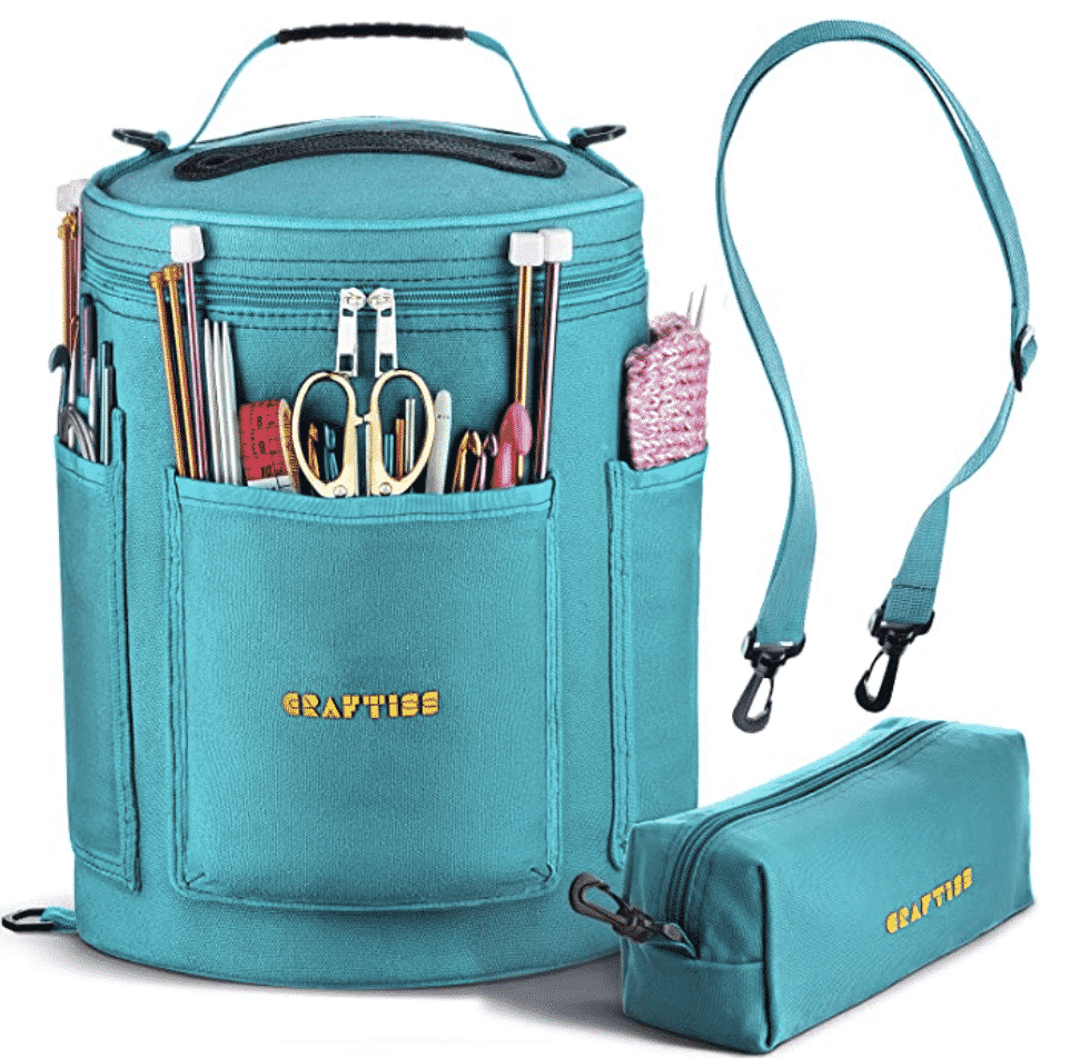 Knitting Carry Bag
