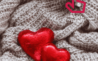Valentine's Day Knitting and Crochet Roundup