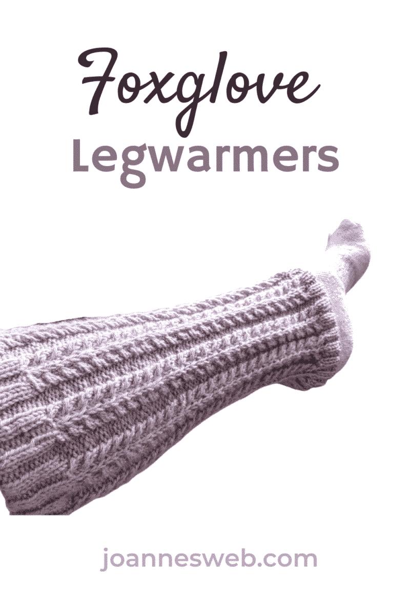 Foxglove Leg Warmers